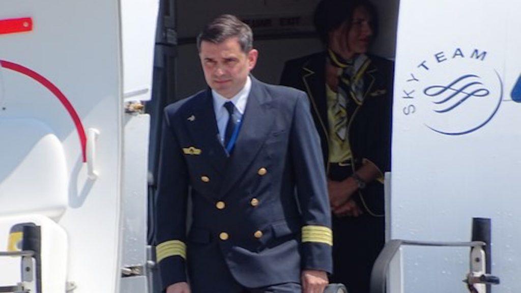 Florin Șusanu, fost director de zbor al companiei, demis de Bode