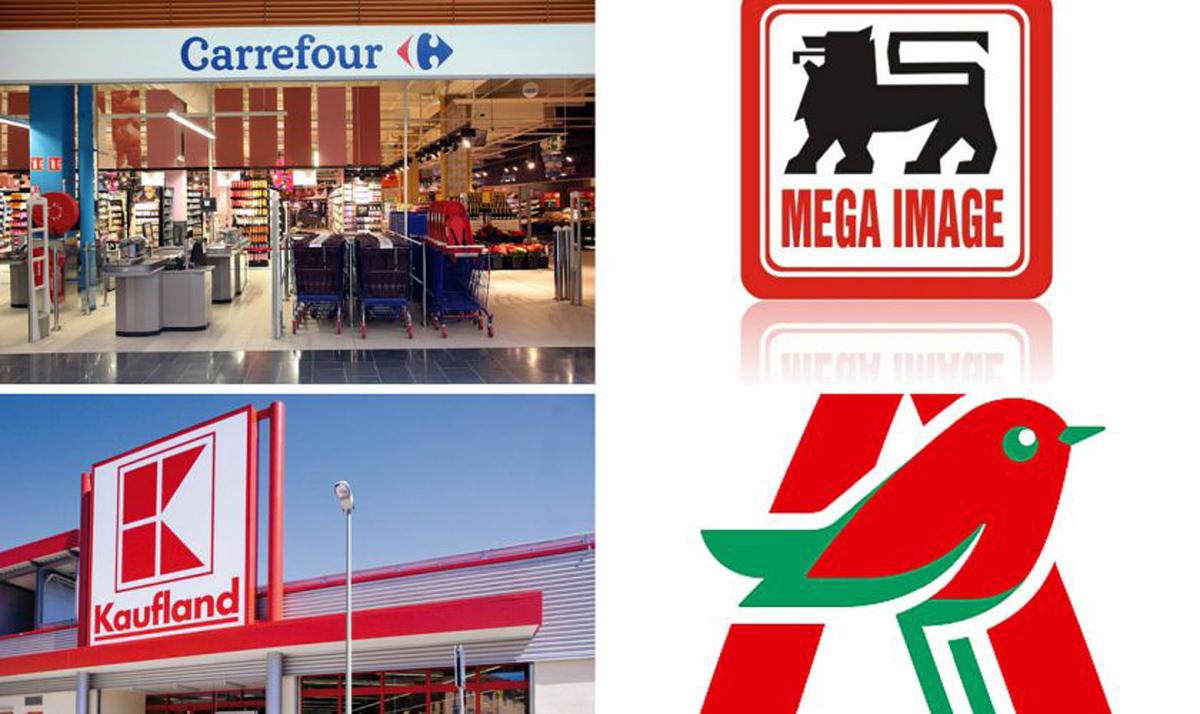 Program 1 decembrie Auchan, Carrefour, Kaufland, Lidl, Cora și alte magazine