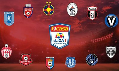 Liga 1: Program meciuri decembrie. 4 runde de jucat