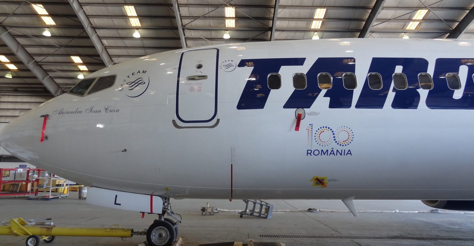 TAROM are un nou plan de restructurare. Compania națională în colaps financiar