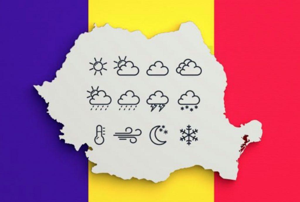 Vremea 14-20 decembrie 2020, meteorologii anunță precipitații abundente