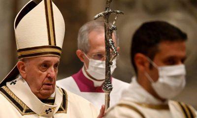 Papa Francisc are probleme de sănătate și nu poate oficia Slujba de anul nou