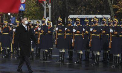 Autoritățile au organizat parada de 1 decembrie restrânsă. Fară defilări, fară public