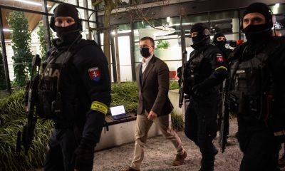 Jaroslav Haščák patronul Sensiblu a fost arestat. Este acuzat de corupție și spălare de bani