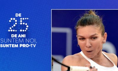 "Documentar despre Simona Halep la Pro TV. ""3 mm"" difuzat pe 1 decembrie"
