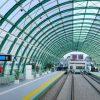 Tren București Gara de Nord - Aeroport Otopeni, preț bilet CFR 12.10 lei. Timp și bilete online