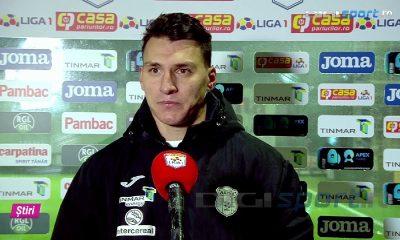 Risto Radunović s-a transferat la FCSB de la Astra Giurgiu