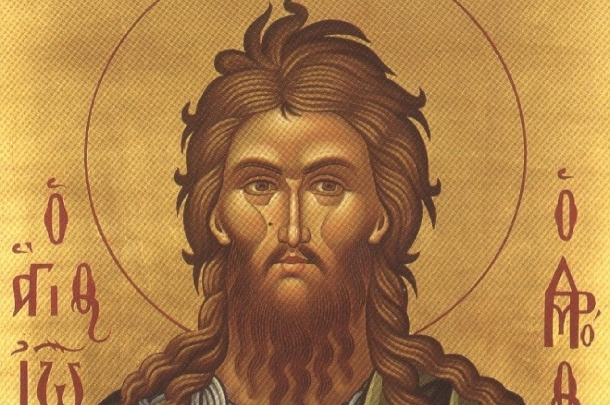 Sfântul Ioan Botezătorul - Tradiții și obicieuri