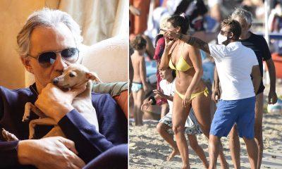 Câinele lui Andrea Bocelli s-a înecat în mare, ancheta de proporții în Italia