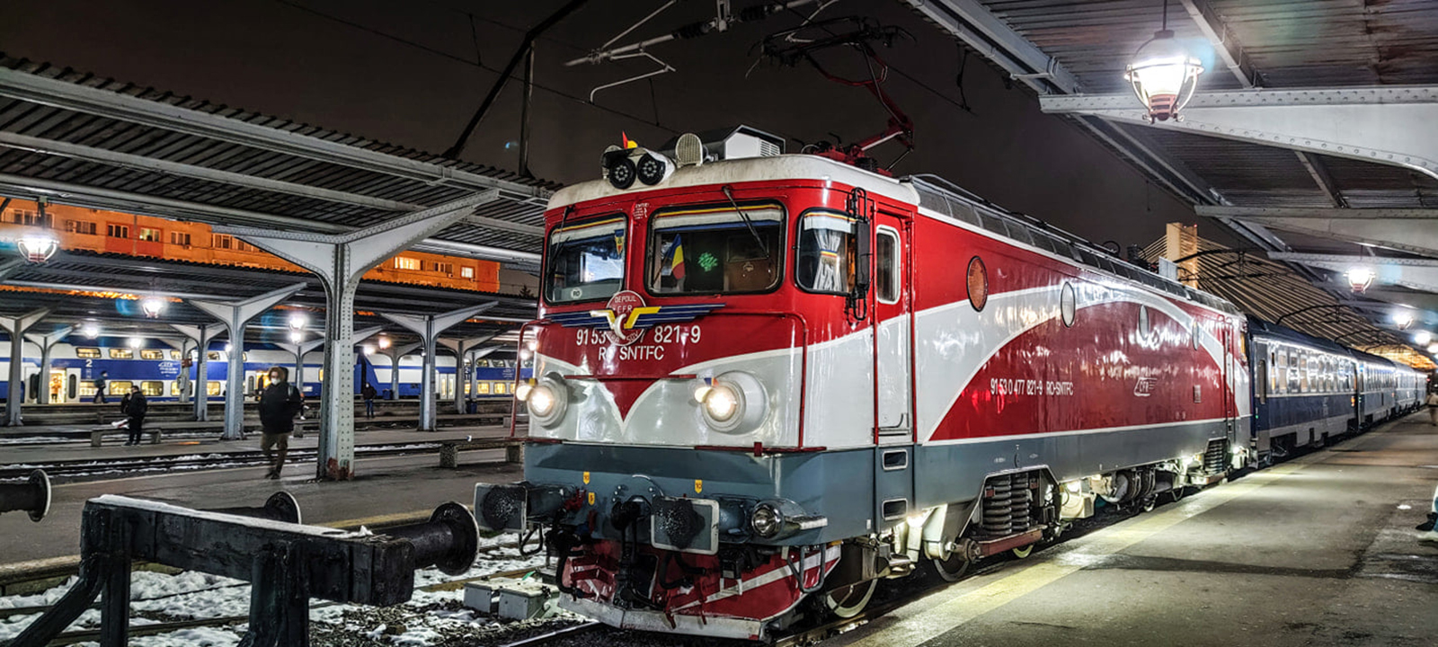 CFR: 25 de trenuri InterRegio vor deveni trenuri Regio-Expres