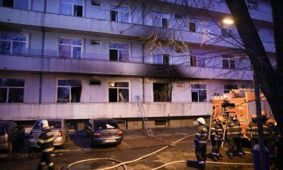 Istoria spitalului Matei Balș, contruit în 1953. Incendiu major în 2021