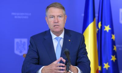 Klaus Iohannis convins că va dezvolta relația România - America cu Biden președinte