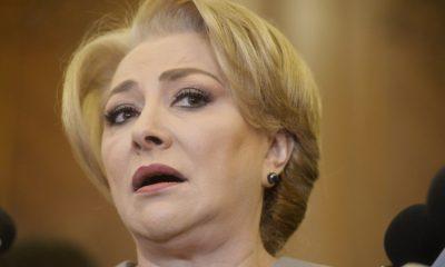 Viorica Dăncilă CARTEA spune că a fost sabotată de apropiații din PSD