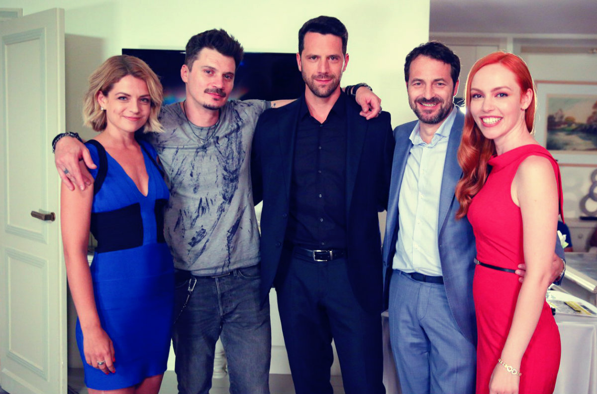 EXCLUSIV Serialul Vlad revine la Pro TV cu sezonul 4