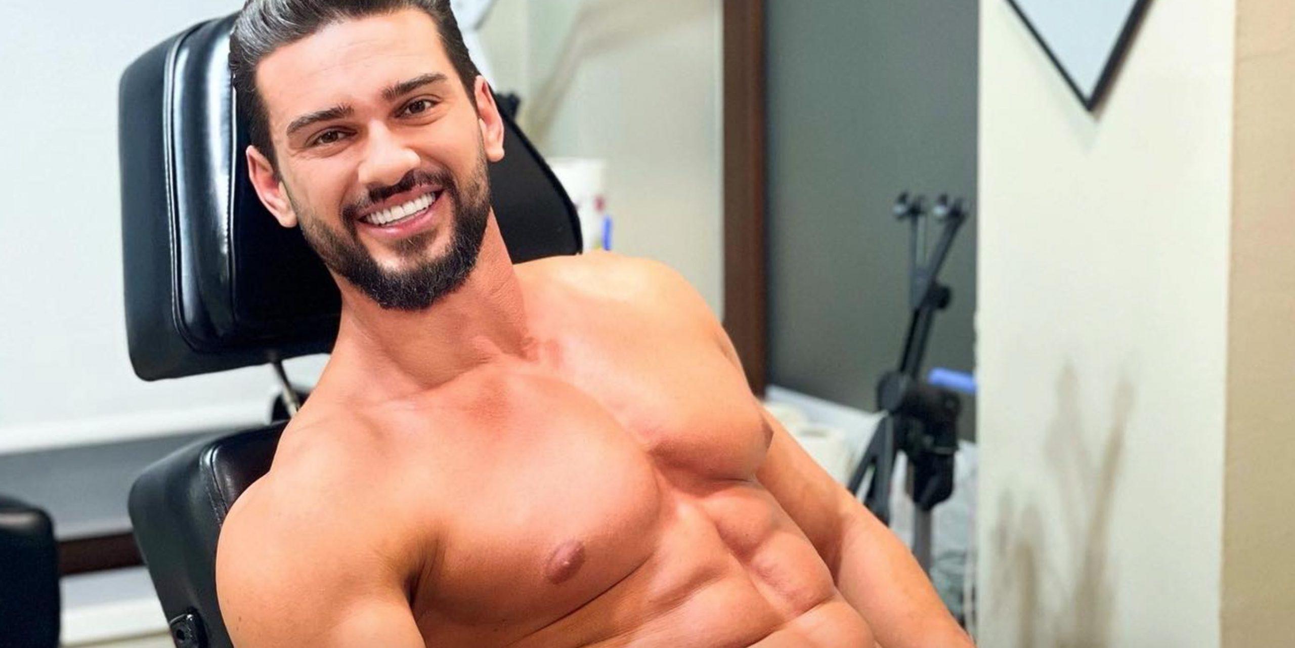 Dorian Popa și-a făcut un nou tatuaj într-un loc ascuns, controverse între fani