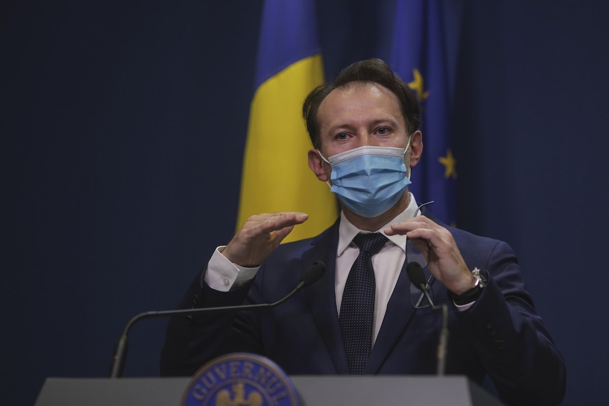 Florin Cîțu vrea reforme în tot apartul public. Cine sunt cei vizați