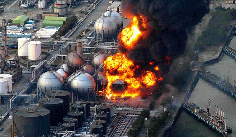 Fukushima / Japonia. Dezastrul produs de cutremurul din 11 martie 2011