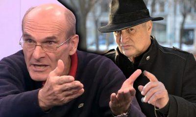 Mircea Dinescu: Cristian Tudor Popescu se umple de ură într-o văgăună