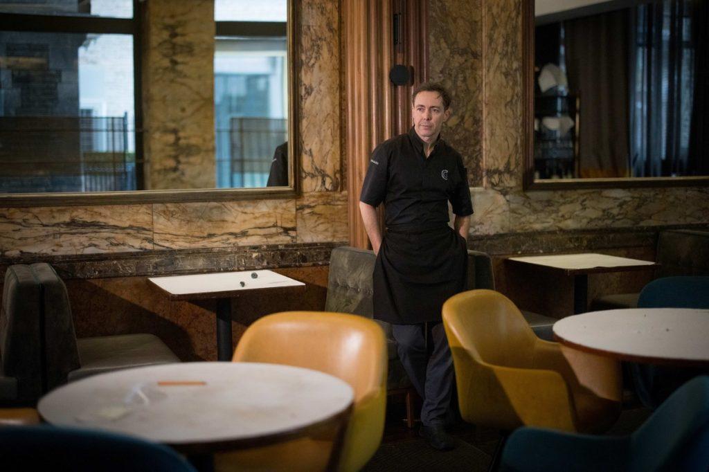 Mii de restaurante sunt in pragul falimentului