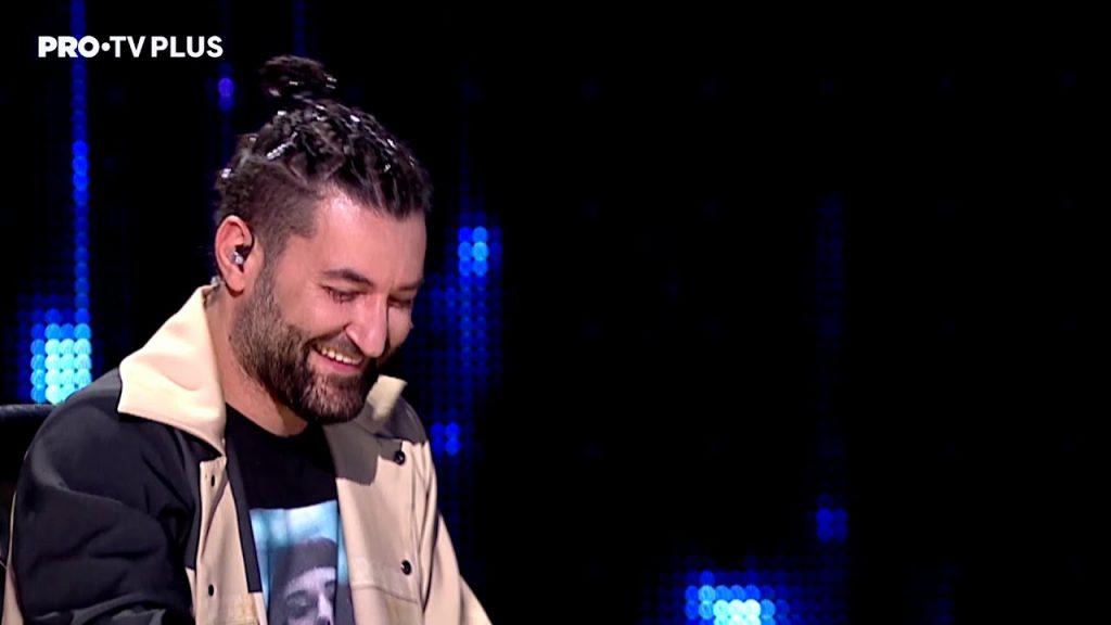 Smiley ocupă temporar postul de Jurat la Românii au talent
