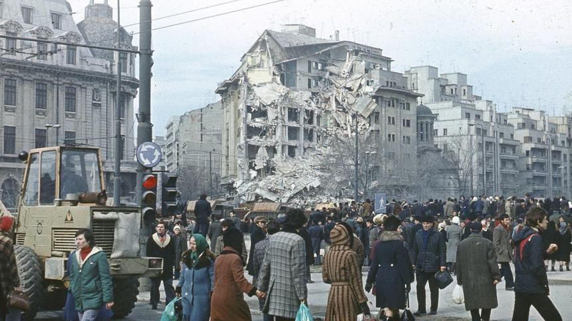 44 de ani de la cutremurul din 77