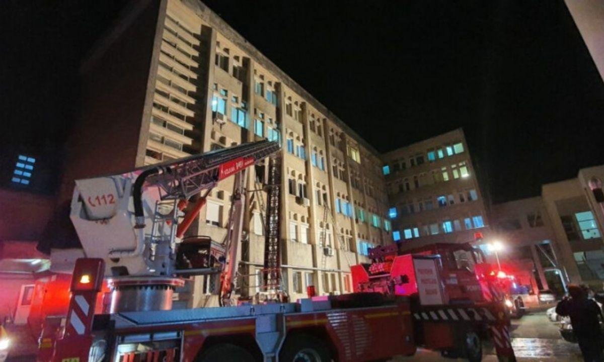 Au avult loc audierile privind cauza incendiului de la Piatra Neamț. 17 cadre medicale au dat declarații