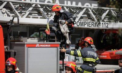 Azi noapte a izbucnit un incendiu langă sediul FCSB. O persoană și-a pierdut viața