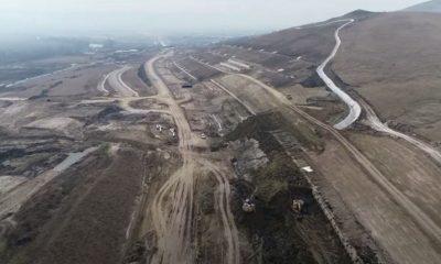 Circulația pe Autostrada A1 va fi închisă joi. Probleme la zidul de sprijin de pe A10 Sebeș-Turda