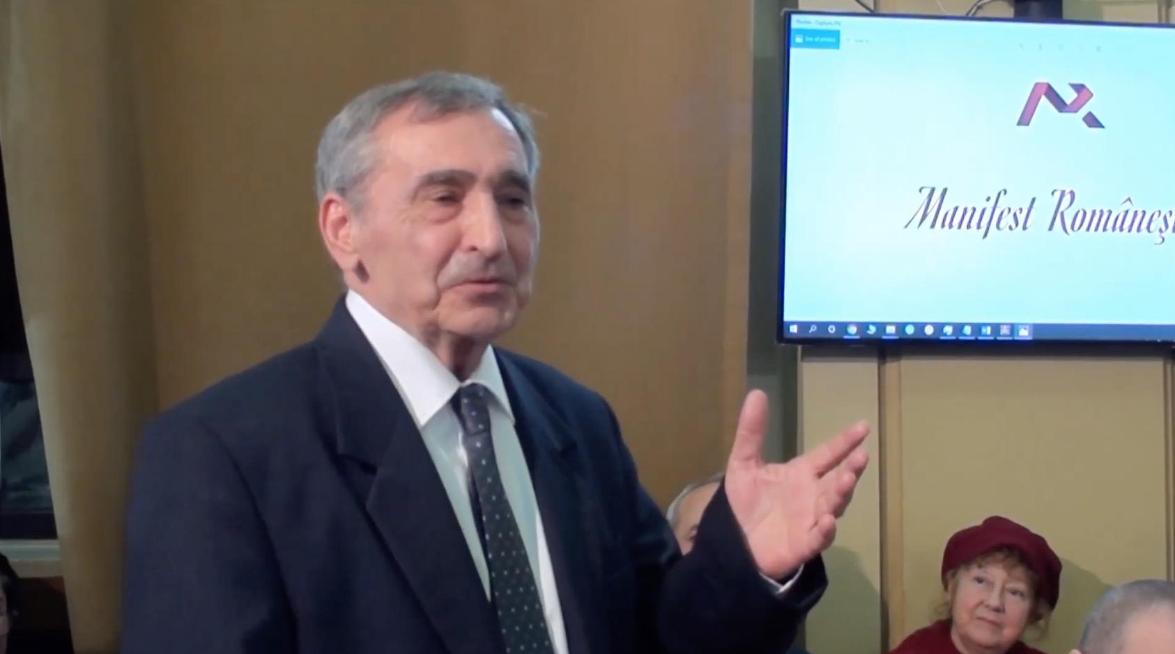 Profesorul Emil Molcuț a murit. 61 de ani la catedră