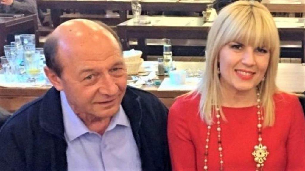 Traian Basescu așteptat să reacționeze dupa ce Elena Udrea a fost condamnată