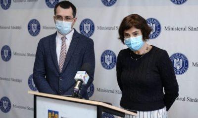 Ministrul Sănătății, Vlad Voiculescu a fost demis. Cîțu vede decizia potrivită pentru a păstrat încrederea în instituțiile statului