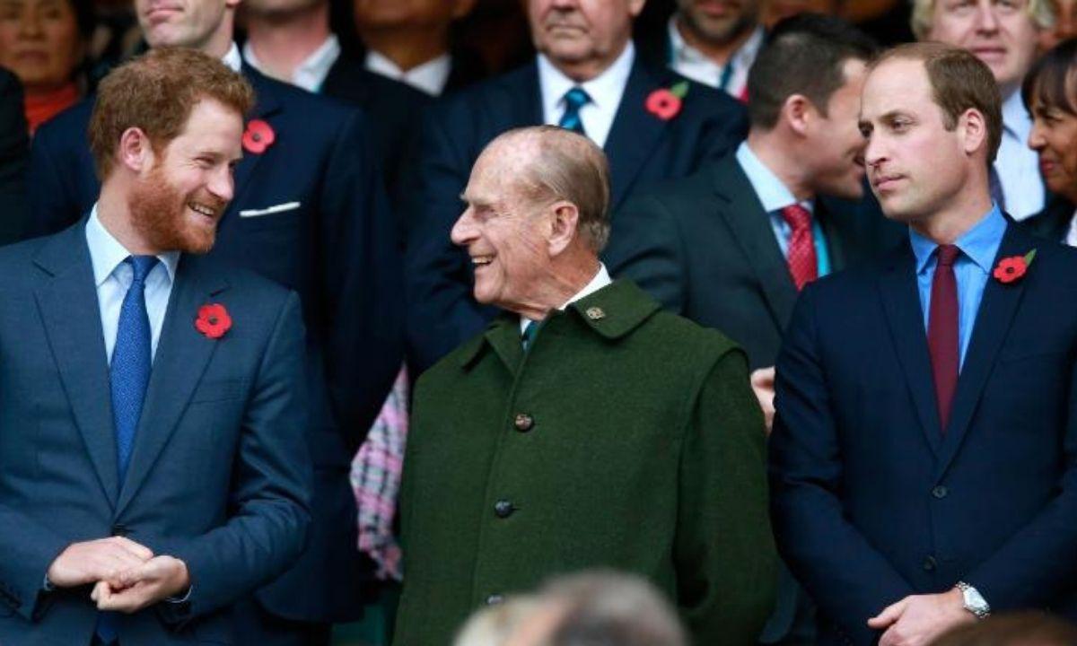 Prințul Harry a revenit în Marea Britanie pentru funerarile bunicului. Înmormântarea Prințului Philip va avea loc pe 17 aprilie