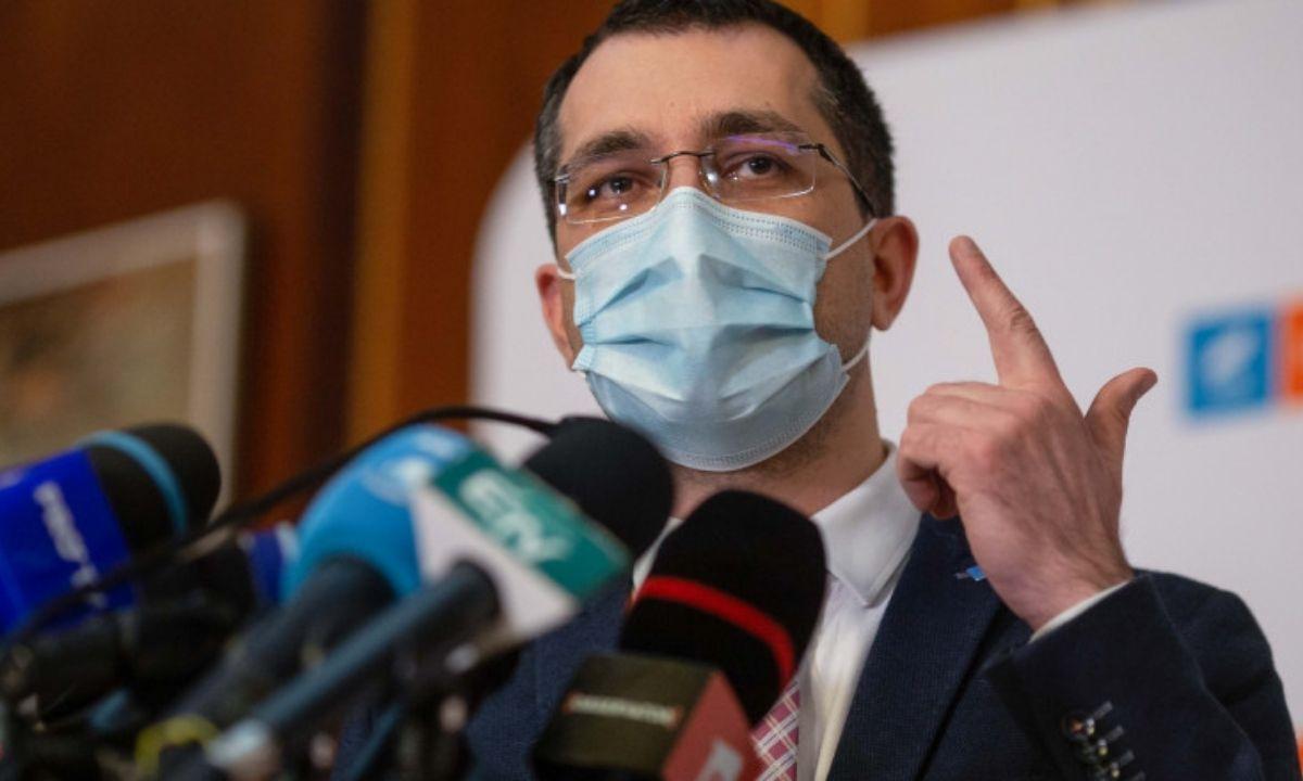Vlad Voiculescu face primele declarații după demitere. USR PLUS vrea demisia premierului Florin Cîțu